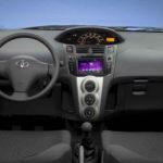 2005-2011-Toyota-YARIS-Radio-after-installation
