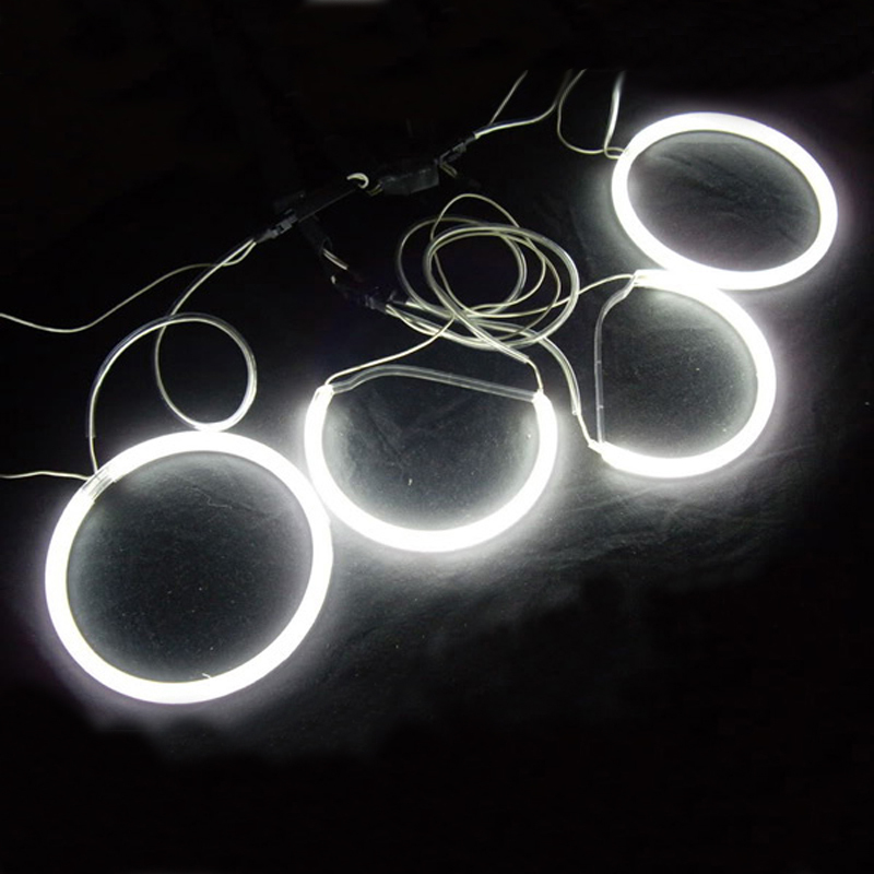 CCFL-Halo-Rings-Angel-Eyes-Lights-for-LEXUS-IS200-IS300-TOYOTA-Altezza-with-4-ccfl-angel